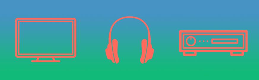 Аудио-видео-фото техника