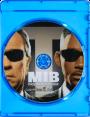 Blu-ray disk 'Men In Black'
