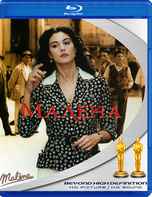Blu-ray disc 'Malèna'
