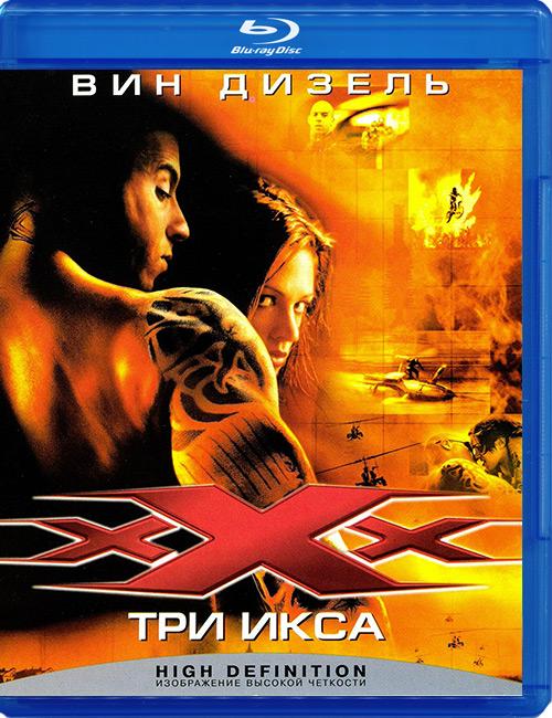 Blu-ray disc 'xXx'