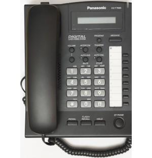 Системный телефон Panasonic KX-T7665UA-B цифровой