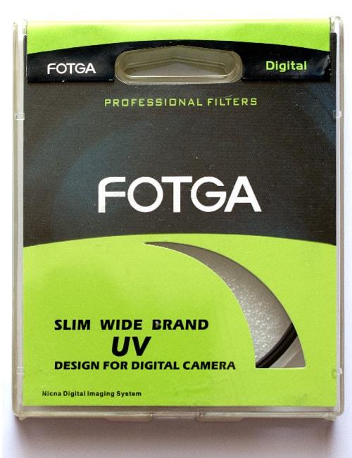 Photo Filter Fotga PRO1-D Wide Band PRO UV(W) 77mm
