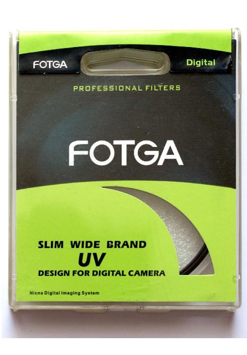 Фильтр 77mm Fotga PRO1-D Wide Band PRO UV(W)