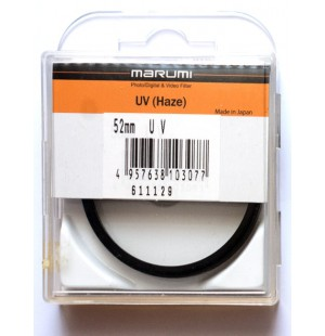 Foto Filter Marumi UV (Haze) 52mm