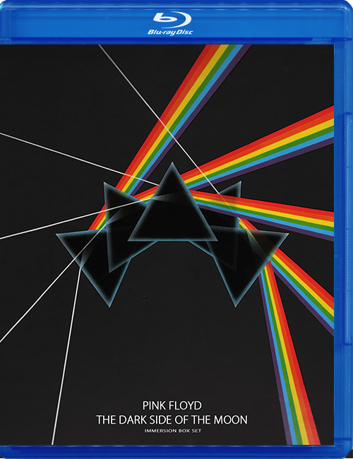 "Blu-ray фильм (блюрей диск) Pink Floyd ""Dark Side of the Moon"""