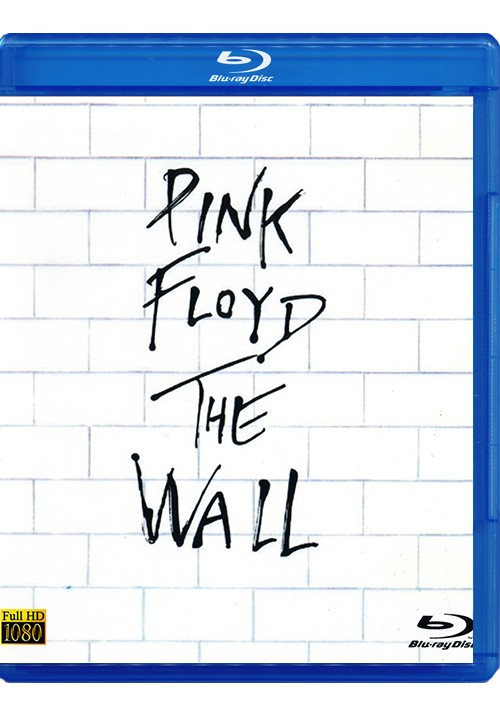 "Blu-ray фильм (блюрей диск) Pink Floyd ""The Wall"""