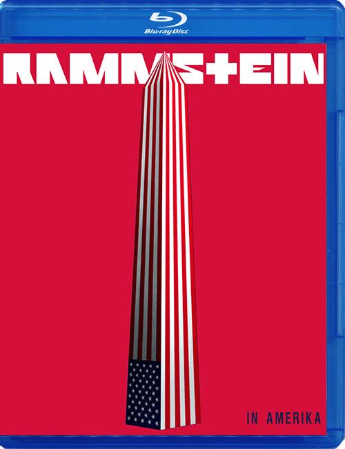 "Blu-ray фильм (блюрей диск) Rammstein ""In Amerika"""
