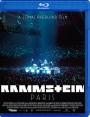 "Blu-ray фильм (блюрей диск) Rammstein ""Paris"" 2017"