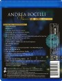 "Blu-ray фильм (блюрей диск) Andrea Bocelli ""Vivere Live in Tuscany"""