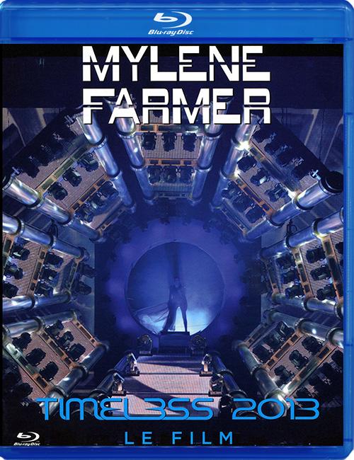 Blu-ray disc Mylene Farmer 'Timeless'