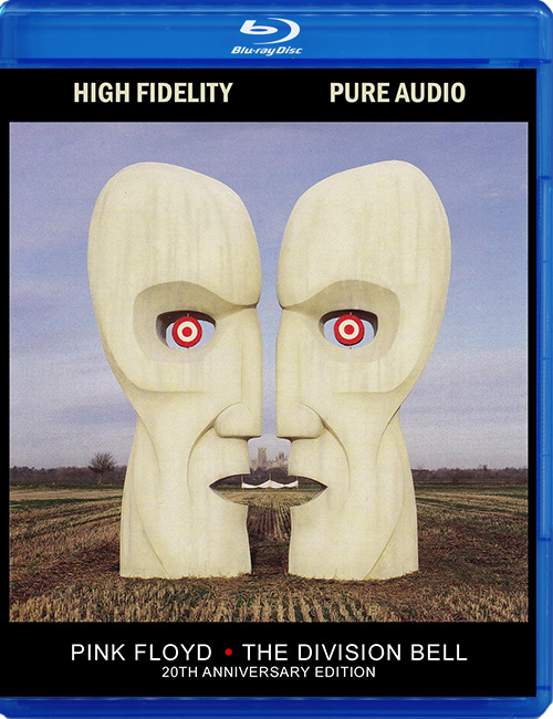 Blu-ray disc Pink Floyd 'The Division Bell'