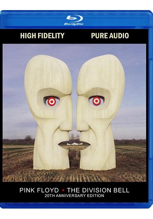 "Blu-ray фильм (блюрей диск) Pink Floyd ""The Division Bell"""