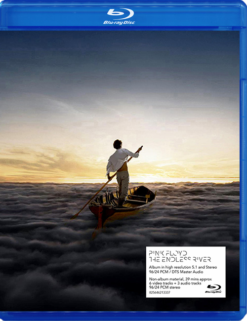"Blu-ray фильм (блюрей диск) Pink Floyd ""The Endless River"""