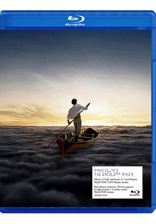 "Blu-ray фильм (блюрей диск) Pink Floyd ""The Endless River"""