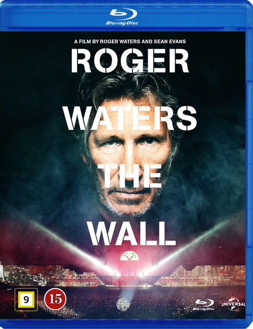 Blu-ray disc Roger Waters 'The Wall' 2014