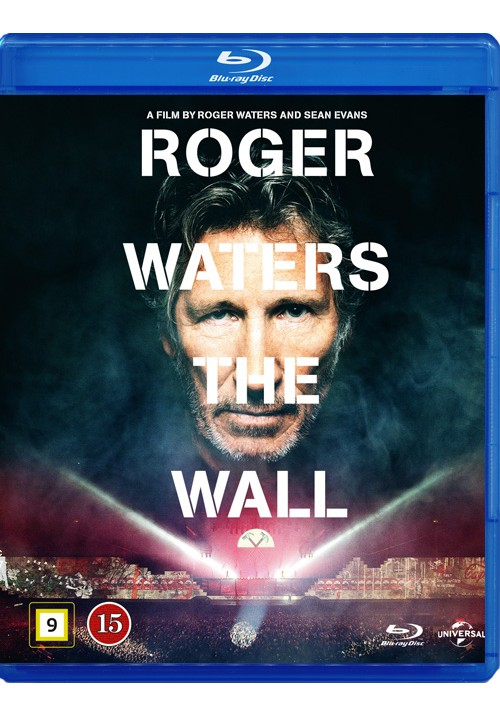"Blu-ray фильм (блюрей диск) Roger Waters ""The Wall"" Стена 2014"