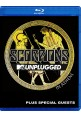 "Blu-ray фильм (блюрей диск) Scorpions ""MTV Unplugged in Athens"""